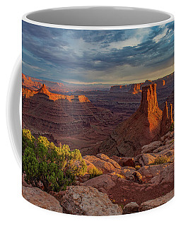 Stormy Sunset - Marlboro Point Coffee Mug