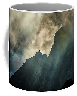 Stormy Wasatch- Rays Coffee Mug