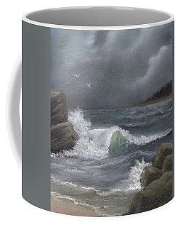 Stormy Waters Coffee Mug