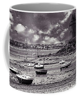 Coffee Mug featuring the photograph Stormy Weather by Elf Evans