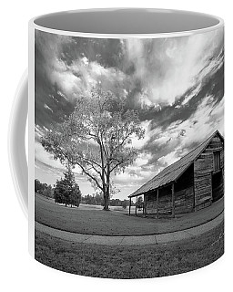 Coffee Mug featuring the photograph Stormy Weather by George Randy Bass