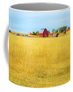 Storybook Farm Coffee Mug by Theresa Tahara