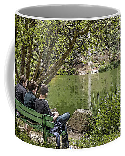 Stow Lake Coffee Mug