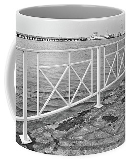 Coffee Mug featuring the photograph St.petersburg  #7964 by Andrey Godyaykin