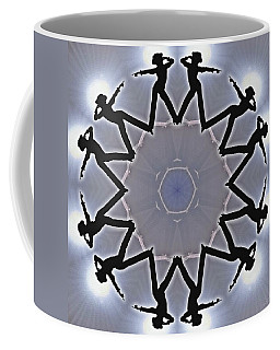Coffee Mug featuring the digital art Straight Shooter by Derek Gedney