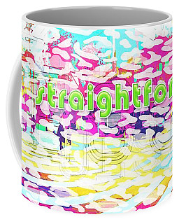 Straightforward Coffee Mug