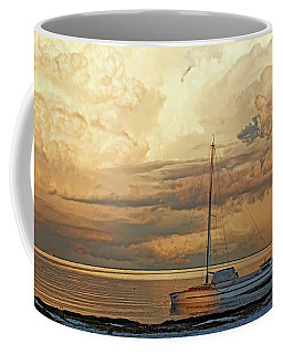 Coffee Mug featuring the photograph Stranded by HH Photography of Florida