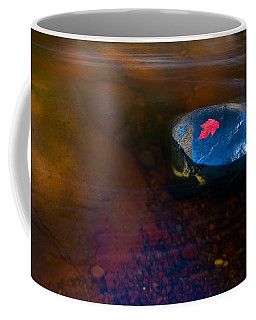 Stranded Leaf Coffee Mug