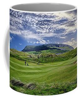 Strandhill Golf Course And Knocknarae Coffee Mug