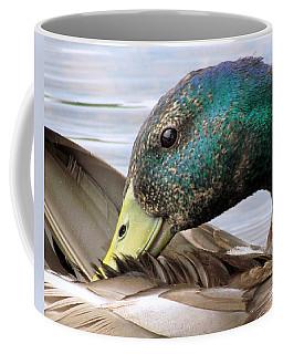 Strange Flavor Duck Coffee Mug