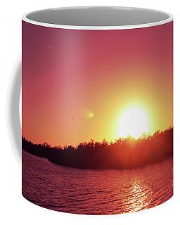 Strange Light #4 Coffee Mug