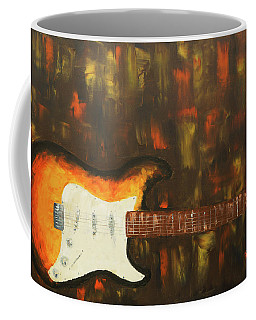 Strat O Caster II Coffee Mug