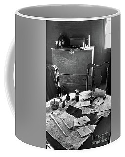 Strategy For The Troups Coffee Mug by Nicki McManus