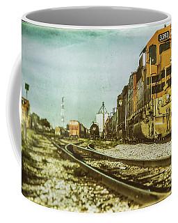 Stratford Rail Yard 2016 Coffee Mug