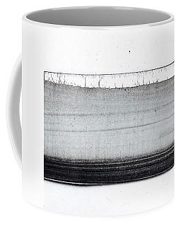 Stratigraphy. Former Car Sticker, That Coffee Mug