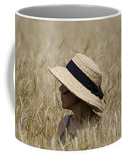 Straw Hat Coffee Mug