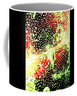 Strawberries In Champagne Coffee Mug