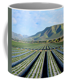 Coffee Mug featuring the photograph Strawberry Fields Forever by Floyd Snyder