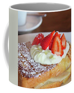 Strawberry French Toast Coffee Mug by Sugar N
