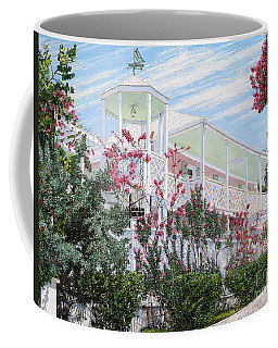 Strawberry House Coffee Mug