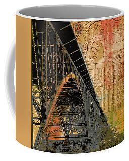 Strawberry Mansion Bridge Philadelphia Pa Coffee Mug