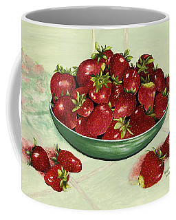 Strawberry Memories Coffee Mug