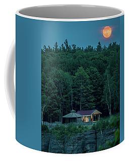 Strawberry Moon Coffee Mug