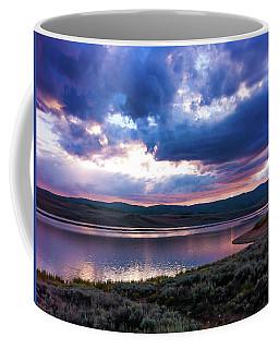 Strawberry Sunset Coffee Mug