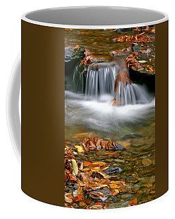 Stream Coffee Mug by Scott Mahon