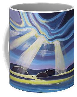 Streaming Light  Coffee Mug