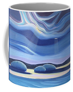 Streaming Light II Coffee Mug