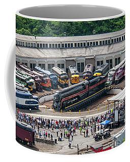 Streamliners At Spencer Coffee Mug by John Black