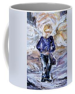 Street Angel Coffee Mug