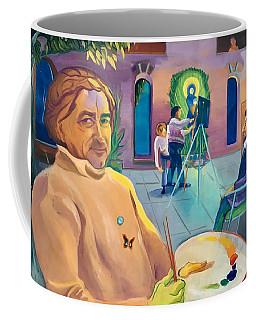 Street Artist Eric Fisherman's Wharf Coffee Mug