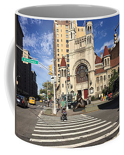 Street Crossing Coffee Mug