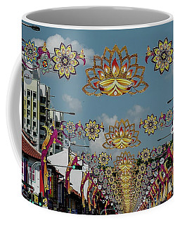 Street Decorations Coffee Mug
