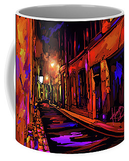 Street In Avignon, France Coffee Mug