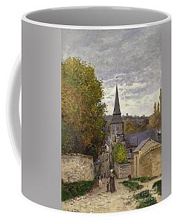 Street In Sainte Adresse Coffee Mug