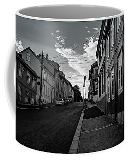 Street In Toyen Coffee Mug
