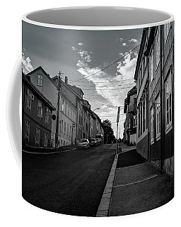 Street In Toyen Coffee Mug