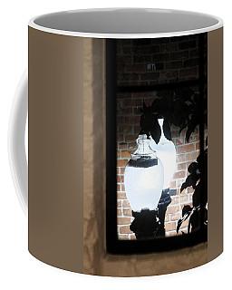 Street Light Through Window Coffee Mug