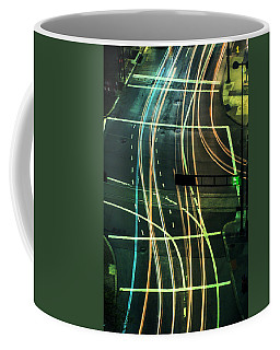 Street Lights Coffee Mug by Scott Meyer
