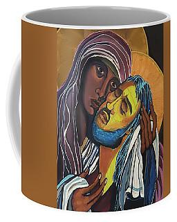 Street Madonna Coffee Mug