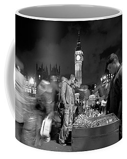 Coffee Mug featuring the photograph Street Nuts by Thomas Gaitley
