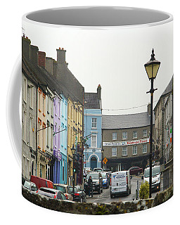 Coffee Mug featuring the photograph Streets Of Cahir by Marie Leslie