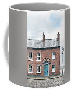 Street Of Working Class Terraced Houses Coffee Mug by Lee Avison