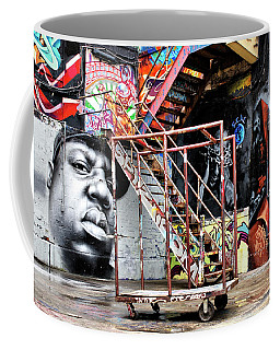 Street Portraiture Coffee Mug
