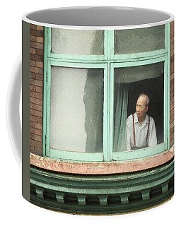 Street View Coffee Mug