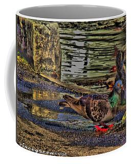 Street Walker Coffee Mug