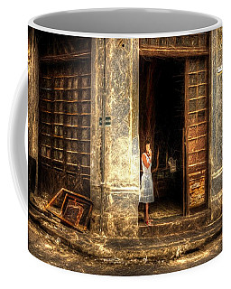 Streets Of Cuba Coffee Mug